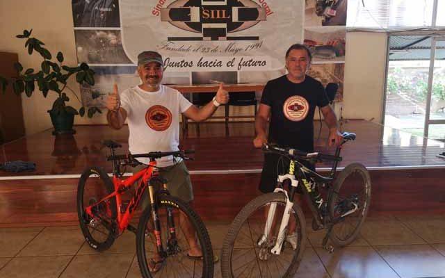 HERMANOS MAYEGA DESAFIARÁN SU FISICO Y LA ALTURA EN EL ATACAMA CHALLENGER DE MOUNTAIN BIKE