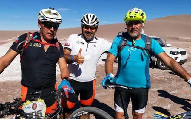 HERMANOS MAYEGA PARTEN A URUGUAY A COMPETIR EN EL SCOTT MARATHON DE MOUNTAIN BIKE