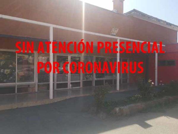 OFICINA SINDICAL NO FUNCIONARÁ POR CONTINGENCIA COVID-19