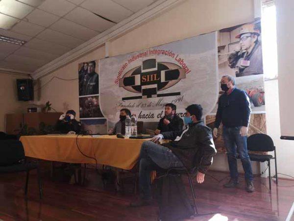 PRESENTACIÓN ASAMBLEA EXTRAORDINARIA 29 DE ABRIL