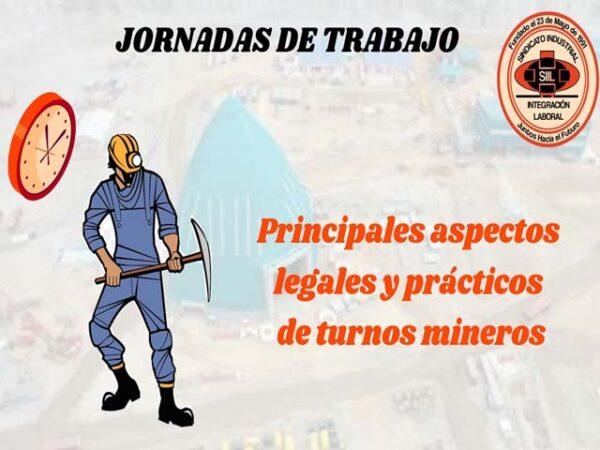 SINDICATO SIIL INVITA A PARTICIPAR EN TALLERES JORNADAS DE TRABAJO