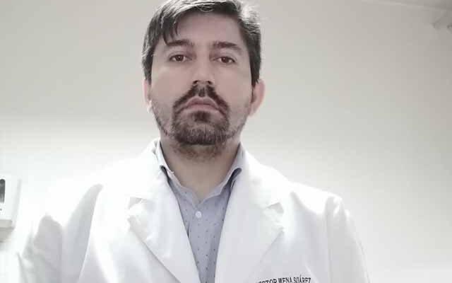 INFORMA ATENCIÓN DEL DR VICTOR MENA PARA SOCIAS Y SOCIOS SINDICATO SIIL