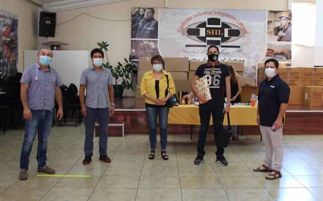 SINDICATO SIIL SE PREPARA PARA LA SEGUNDA OLA Y DESARROLLA MUESTRA EDUCATIVA DE PREVENCIÓN DEL COVID-19