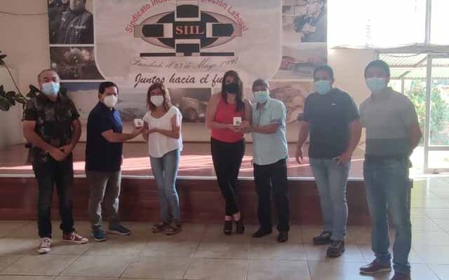 CON RECONOCIMIENTO A SOCIAS Y FUNCIONARIAS SINDICATO SIIL CONMEMORA EL DÍA INTERNACIONAL DE LA MUJER