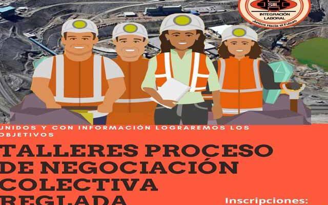 INVITACIÓN A PARTICIPAR DE TALLERES DEL PROCESO DE NEGOCIACIÓN COLECTIVA REGLADA